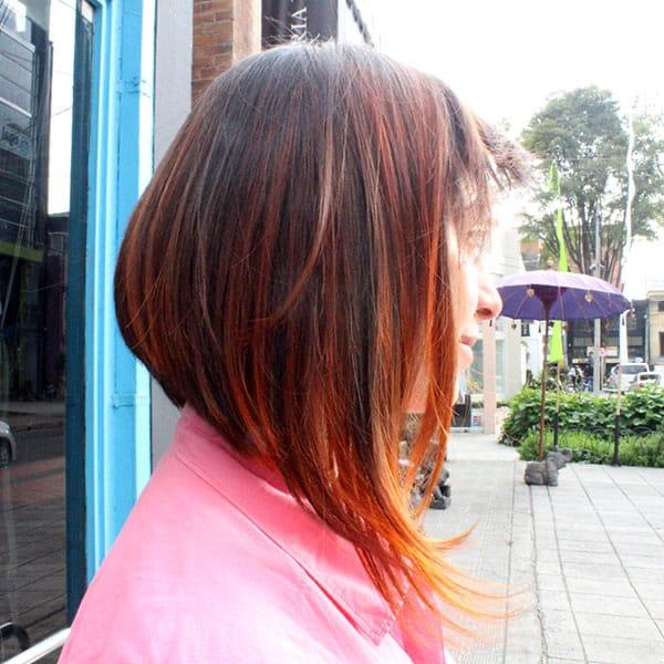 corte pelo mujer